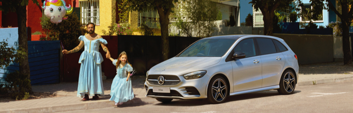 The all new B-Class
