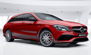 CLA 45 AMG Shooting Break