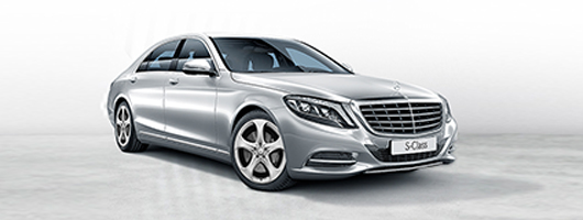 S 500 e Long Saloon.