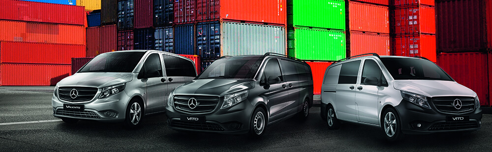Mercedes-Benz Valente or Vito Van