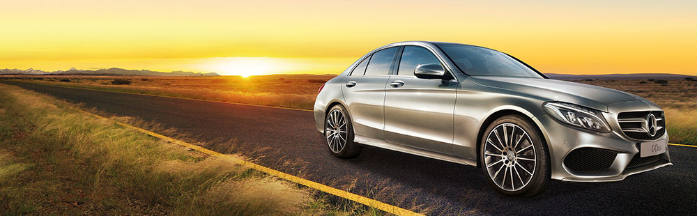 C-Class - The extra mile.
