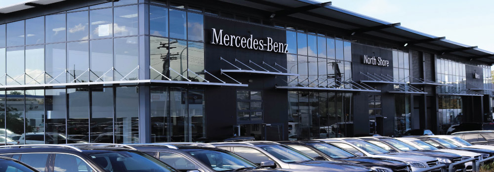 Mercedes-Benz North Shore