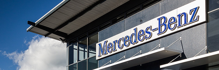 Mercedes-Benz Dealership in Auckland