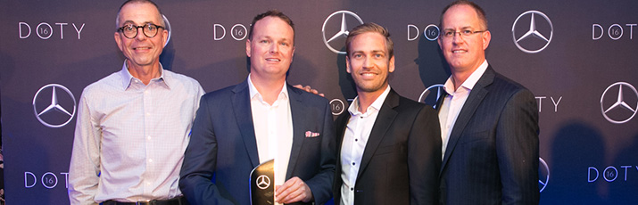 2016 Mercedes-Benz Dealer of the Year